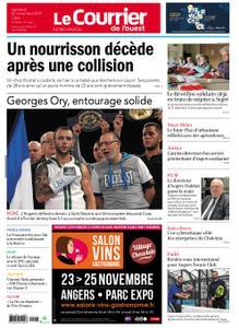 Le Courrier de l'Ouest Nord Anjou – 22 novembre 2019