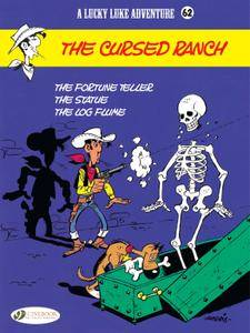 Lucky Luke v62 - The Cursed Ranch 2016