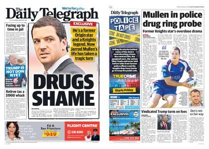The Daily Telegraph (Sydney) – March 26, 2019