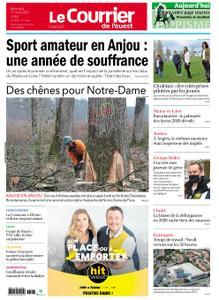 Le Courrier de l'Ouest Cholet – 17 mars 2021