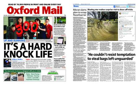 Oxford Mail – January 19, 2019
