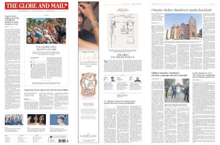 The Globe and Mail – August 13, 2019