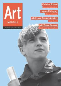 Art Monthly - Jul-Aug 2011   No 348
