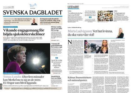 Svenska Dagbladet – 05 mars 2018
