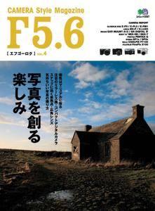F5.6  [ エフゴーロク ] - 9月 01, 2011