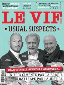 Le Vif L'Express - 6 Mai 2021