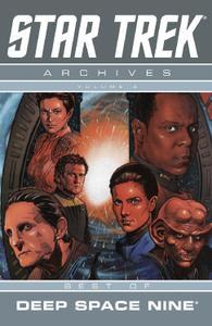 IDW-Star Trek Archives Vol 04 Best Of Deep Space Nine 2020 Hybrid Comic eBook