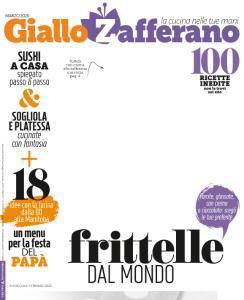 Giallo Zafferano - Marzo 2020