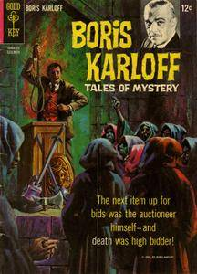 Boris Karloff Tales of Mystery 012 1965