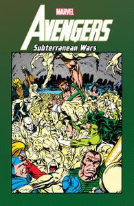 Avengers-Subterranean Wars 2020 Digital Zone