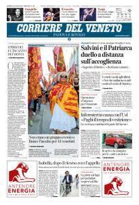Corriere del Veneto Padova e Rovigo - 15 Luglio 2018