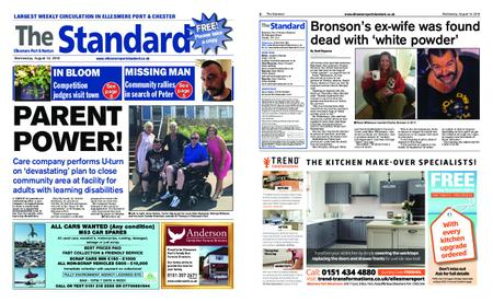 The Standard South Wirral Ellesmere Port – August 14, 2019