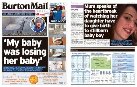 Burton Mail – November 23, 2019