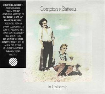 Compton & Batteau - In California (1971) [Reissue 2017]