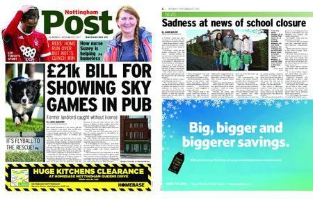 Nottingham Post – November 27, 2017
