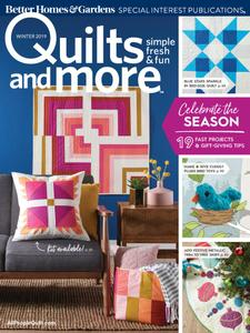 Quilts and More - October 2019
