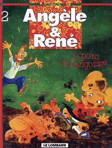 Angèle & René - Tome 2 - Le Porc de L'angoisse