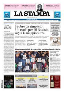La Stampa Torino Provincia e Canavese - 30 Dicembre 2018