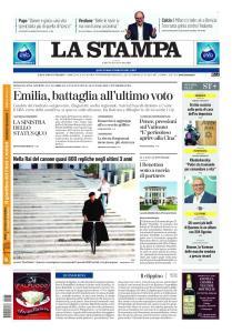 La Stampa Torino Provincia e Canavese - 25 Gennaio 2020