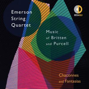 Emerson String Quartet - Chaconnes and Fantasias: Music Of Britten & Purcell (2017)
