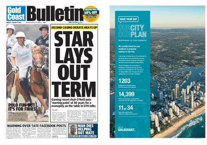 The Gold Coast Bulletin – January 06, 2020