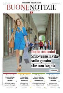 Corriere della Sera Buone Notizie - 17 Luglio 2018