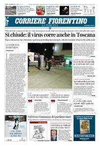 Corriere Fiorentino La Toscana – 12 marzo 2020