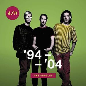 Ash - '94 - '04: The Singles (2019)