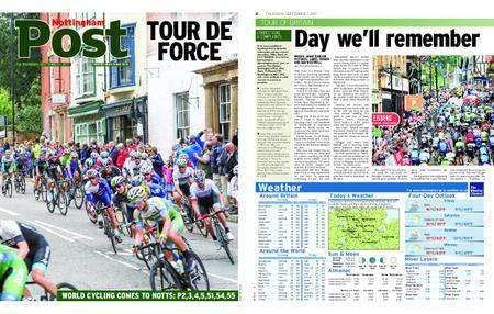 Nottingham Post – September 07, 2017