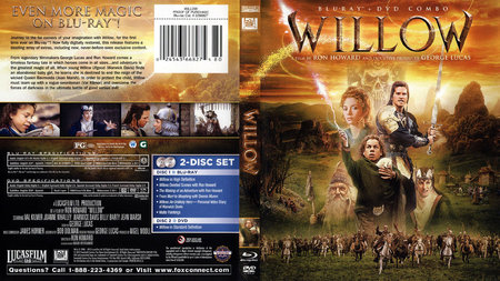 Willow (1988) [25th Anniversary Edition DVD] Re-Up