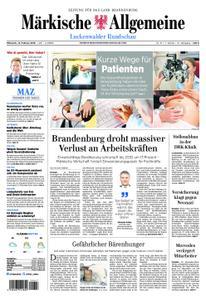Märkische Allgemeine Luckenwalder Rundschau - 13. Februar 2019