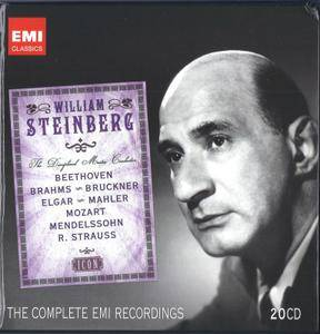 William Steinberg - The Complete EMI Recordings - Icon: Box Set 20CDs (2011)