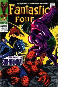 Fantastic Four 076 HD July 1968