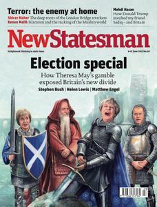 New Statesman - 9 - 15 June 2017