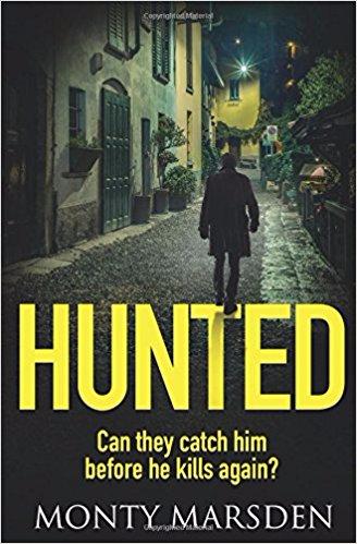 Hunted - Monty Marsden