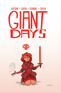 Giant Days - Tome 5