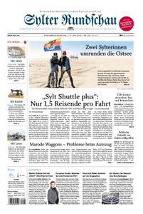 Sylter Rundschau - 01. Juni 2019