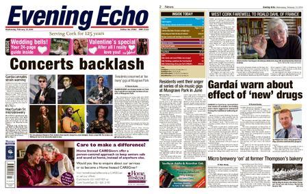 Evening Echo – February 13, 2019