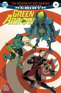 Green Arrow 020 2017 2 covers Digital Zone-Empire