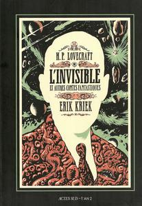 HP Lovecraft - L'Invisible et Autres Contes Fantastiques