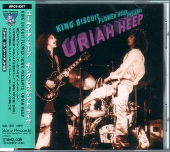 Uriah Heep - King Biscuit Flower Hour Presents: Uriah Heep (1997) {Japan 1st Press}