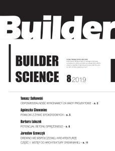 Builder - Sierpień 2019