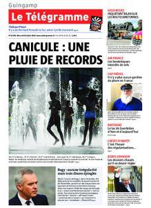 Le Télégramme Guingamp – 24 juillet 2019