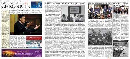 Gibraltar Chronicle – 28 June 2018