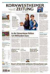Kornwestheimer Zeitung - 10. Mai 2019
