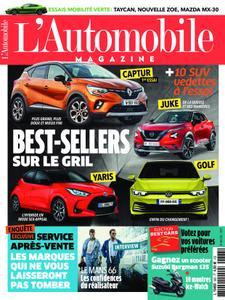 L'Automobile Magazine - décembre 2019