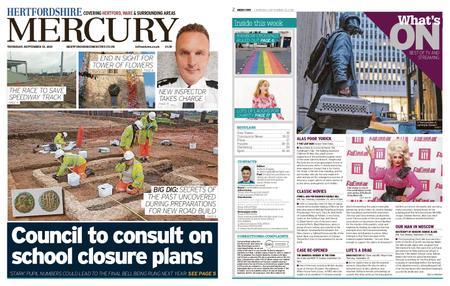 Hertfordshire Mercury – September 23, 2021