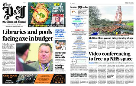 The Press and Journal Moray – January 24, 2019