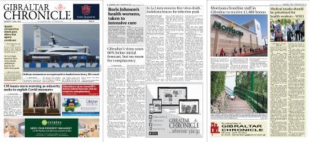 Gibraltar Chronicle – 07 April 2020