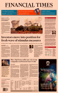 Financial Times UK – 19 August 2019